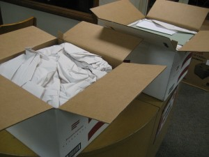 The Boxes, Opened