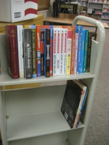 Book on the Cart