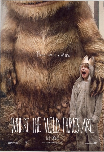 wherewildthingsposter