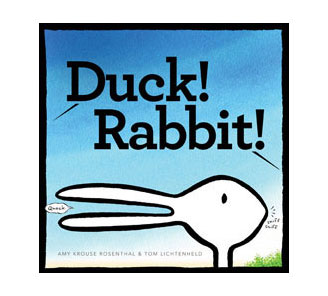 Book Review: Duck! Rabbit! | 100 Scope Notes
