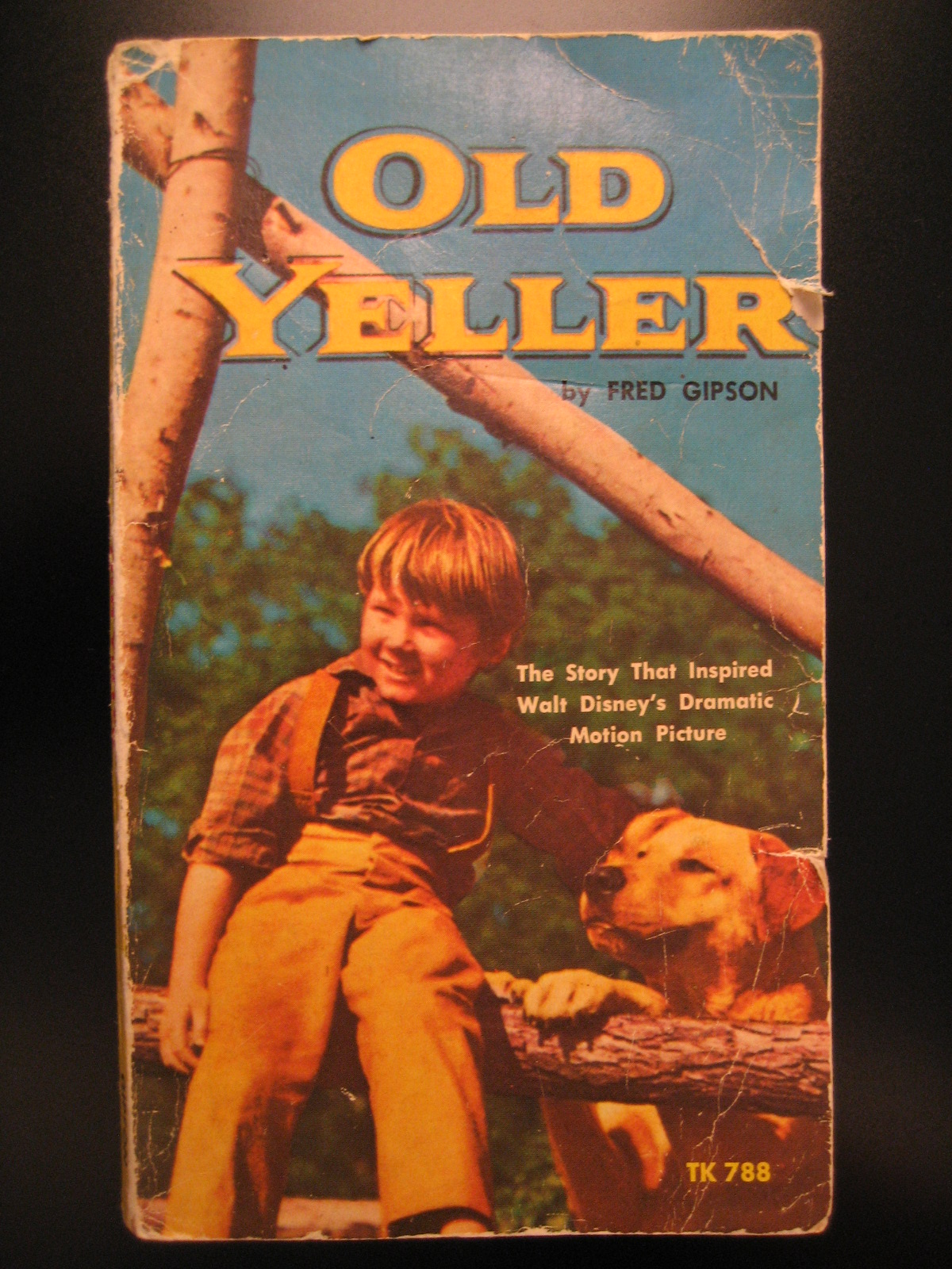 Old Yeller Book Cover : Unfortunate covers scope notes