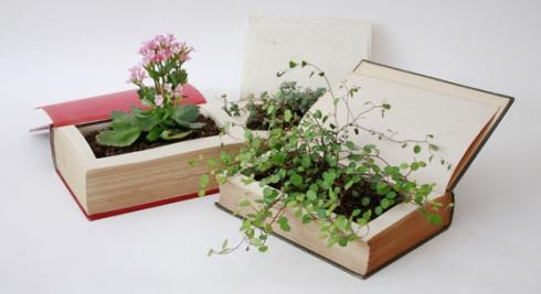 bookplanter