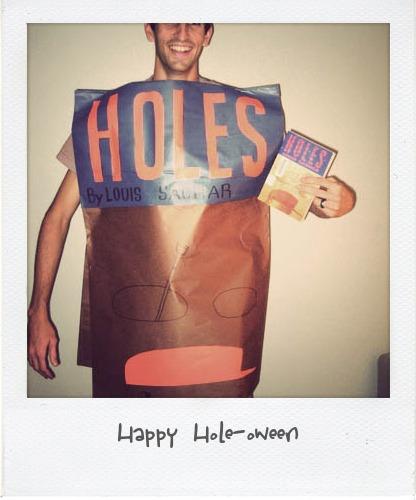Happy Hole-aween