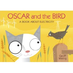 oscarcov Nonfiction Monday: Oscar and the Bird by Geoff Waring